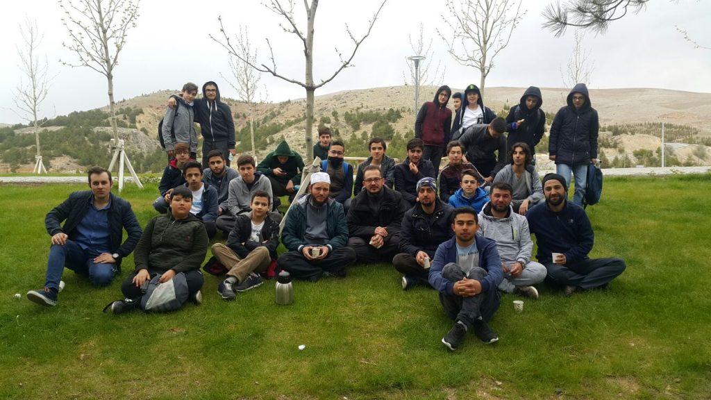 Genç Hareket Konya 'dan Bisiklet Turu